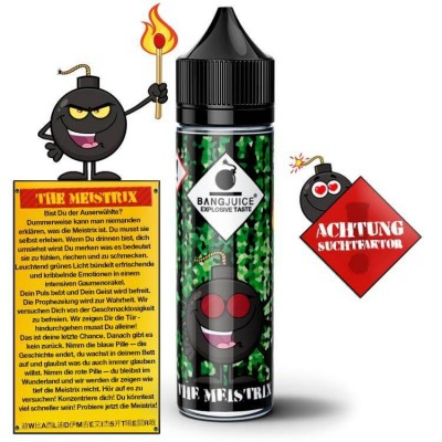 Bang Juice Aroma The Meistrix