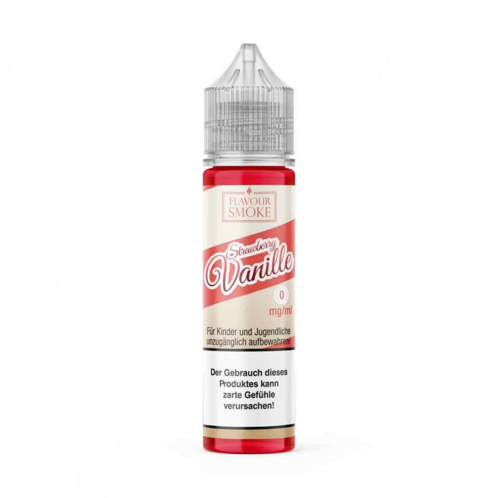 Flavour-Smoke Strawberry Vanille Aroma Shot (20 ml)