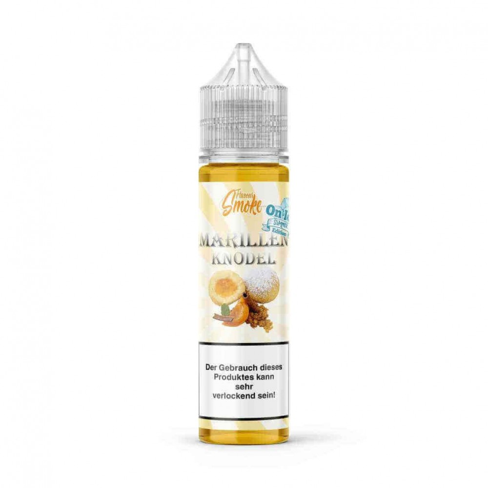 Flavour-Smoke Marillenknödel on Ice Aroma (20 ml)