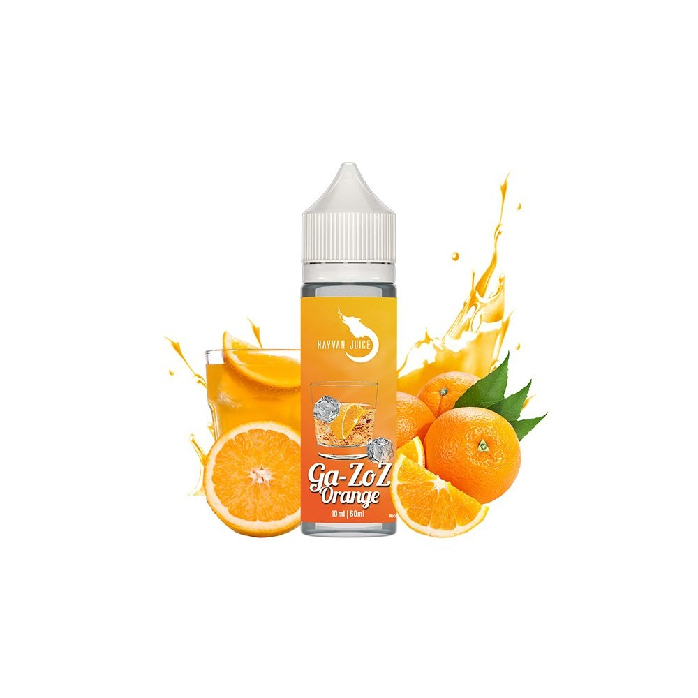 Hayvan Juice Ga-Zoz Orange Aroma (10 ml)