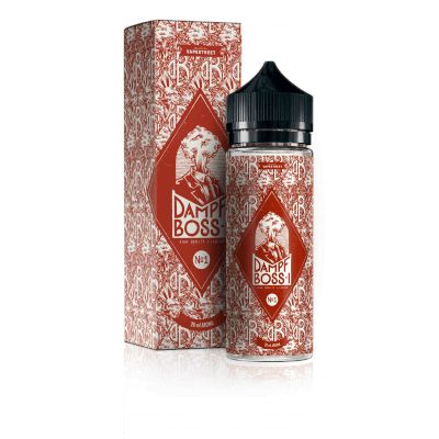VAPESTREET Dampf Boss-I Aroma No. 1 (Erdbeer, Kiwi, Vanille)