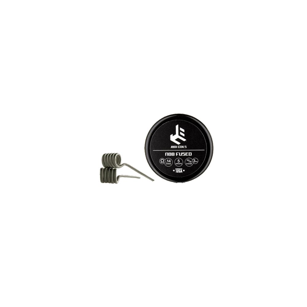 JBOI Coils - Ni80 Fused Coil (2er-Pack)