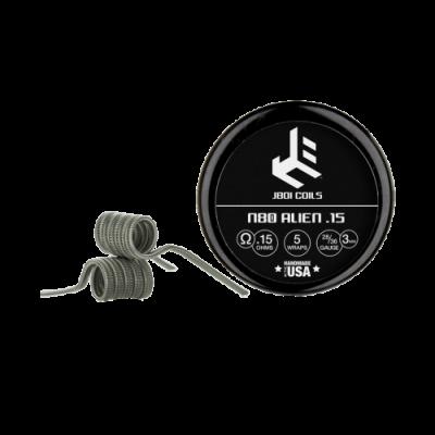 JBOI Coils - Ni80 Alien Coil (2er-Pack)
