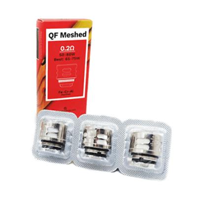 Vaporesso QF Meshed Coils (3er-Pack)