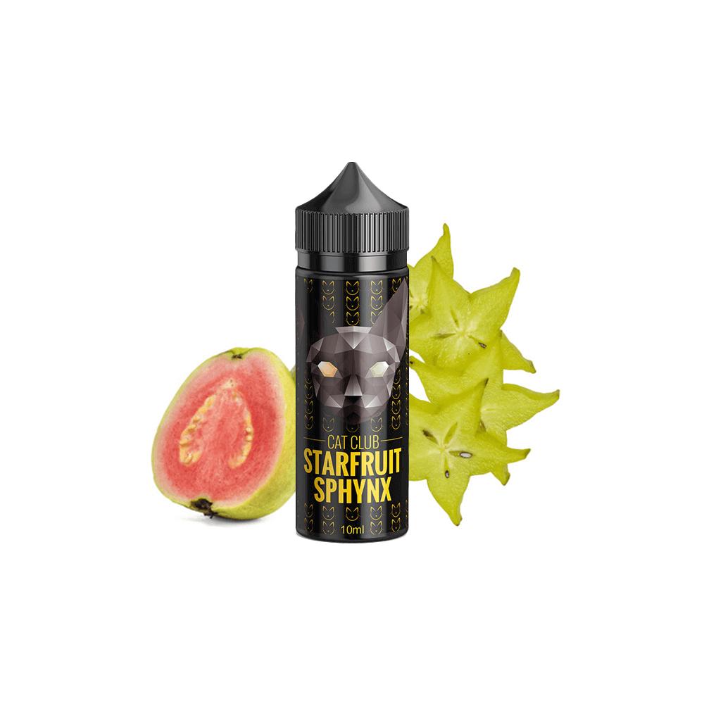 Cat Club - Starfruit Sphynx 10 ml (inkl. 120 ml Leerflasche)