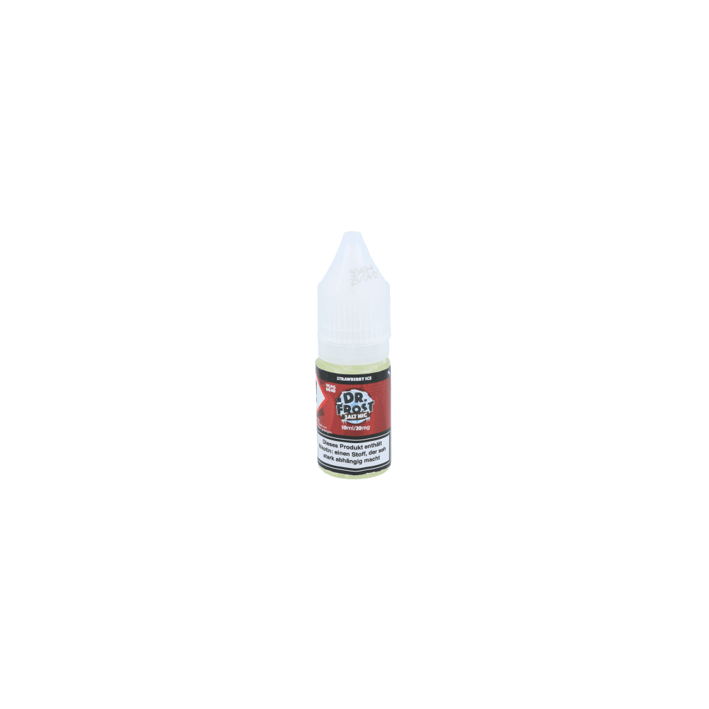 Dr. Frost Salt Nic - Strawberry Ice (20 mg/ml)