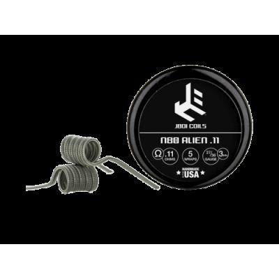 JBOI Coils - Ni80 Alien.11 Coil (2er-Pack)