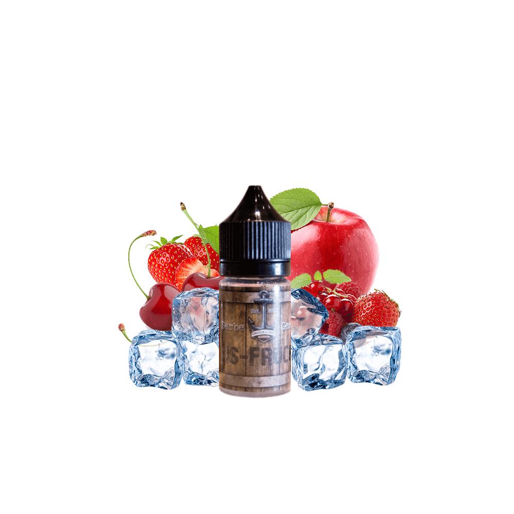 Derbe Gezeiten Aroma - Eis Früchte