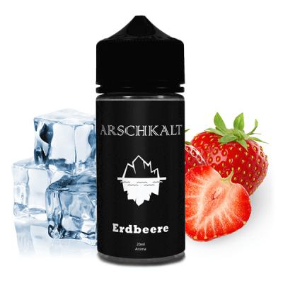 Arschkalt Aroma Erdbeere (Longfill)