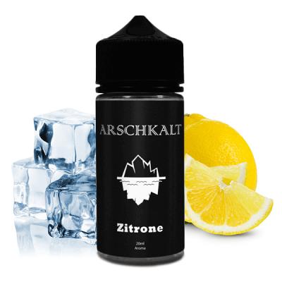 Arschkalt Aroma Zitrone (Longfill)