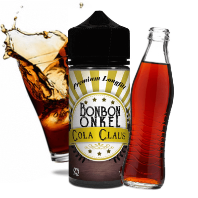 Bonbon Onkel Aroma Cola Claus (Longfill)