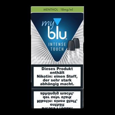 MyBlu Liquidpod Intense Touch Menthol (2er-Pack)