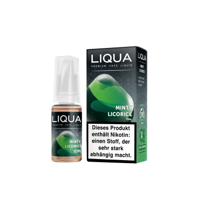 LIQUA™ Elements Minty Licorice (Minz-Lakritze)