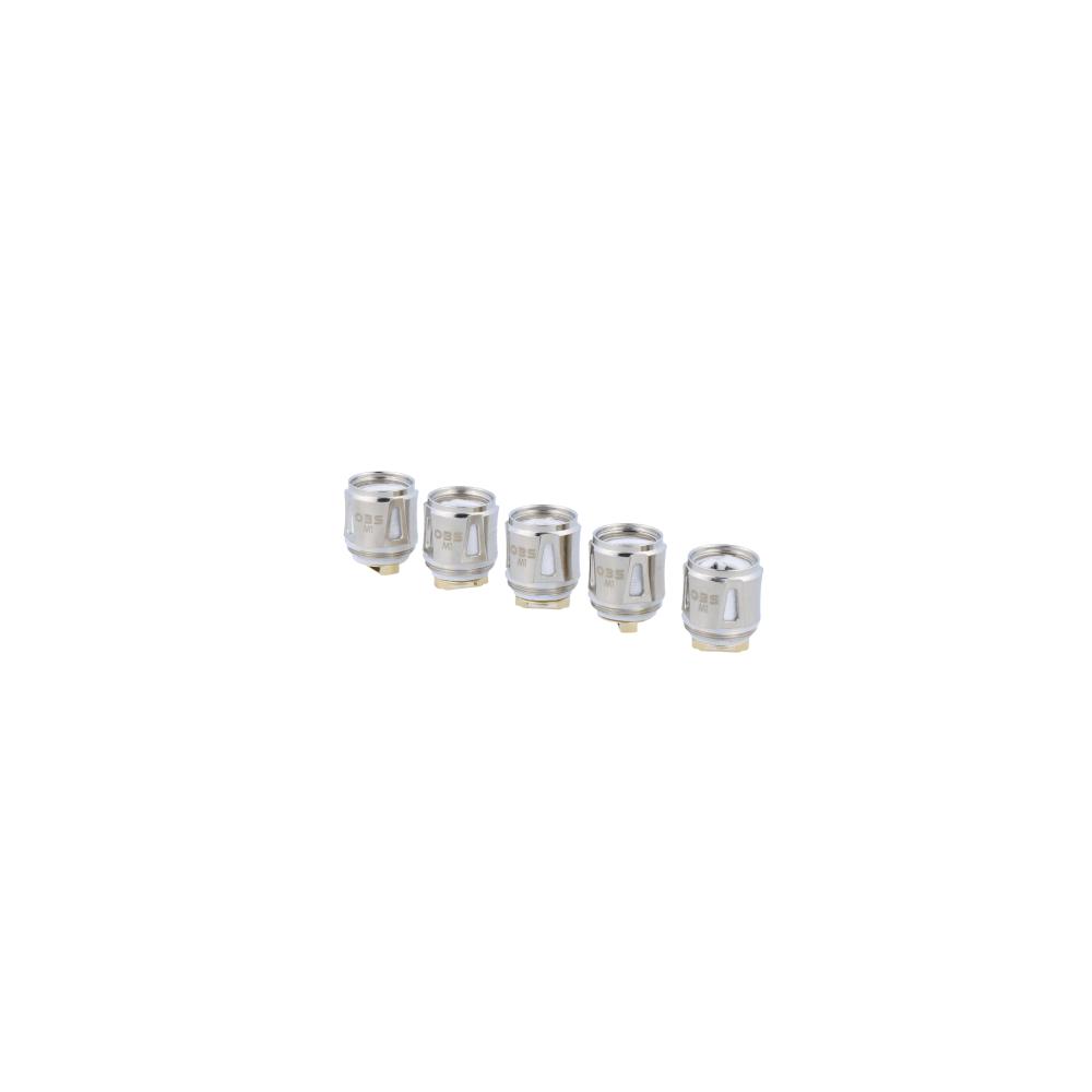 OBS Mesh M1 0,2 Ohm Verdampferköpfe (5er-Pack)