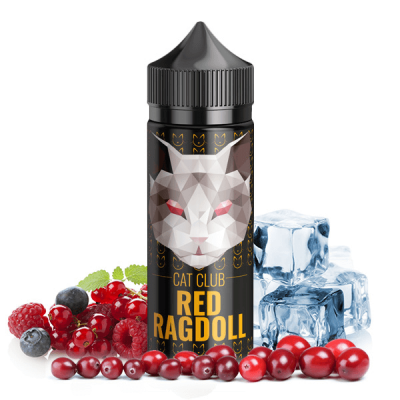 Cat Club - Red Ragdoll 10 ml (inkl. 120 ml Leerflasche)