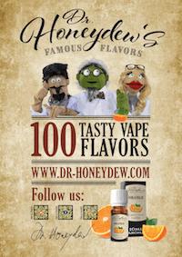 Dr. Honeydews Famous Flavours