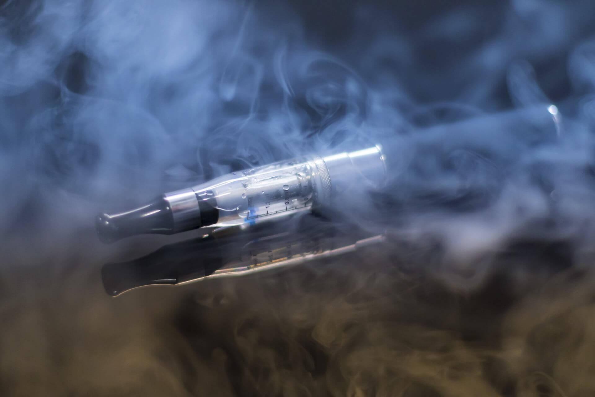 E-Zigarette befüllen