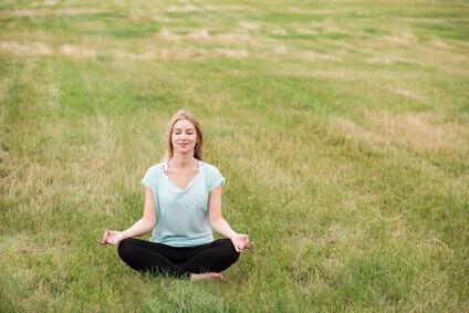 Meditation reduziert Sucht