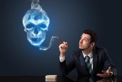 Ist Nikotin schädlich?