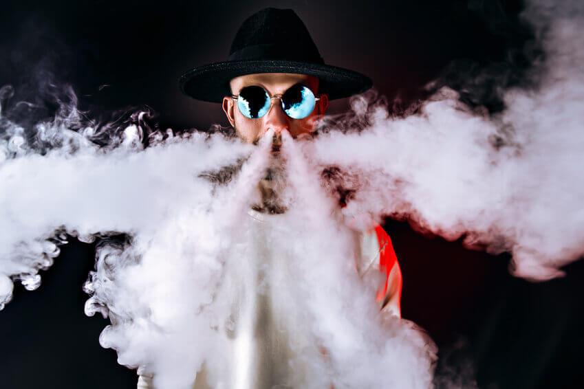 Nikotin und die Wirkung auf die Gesundheit