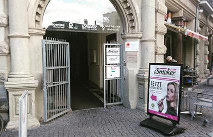 Eingang Kohlmarkt 2 Braunschweig