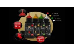 Colinss: günstige Premium-Liquids mit TÜV-Zertifizierung